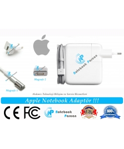 18.5V 4.6A MacBook Pro Muadil Adaptör Şarj
