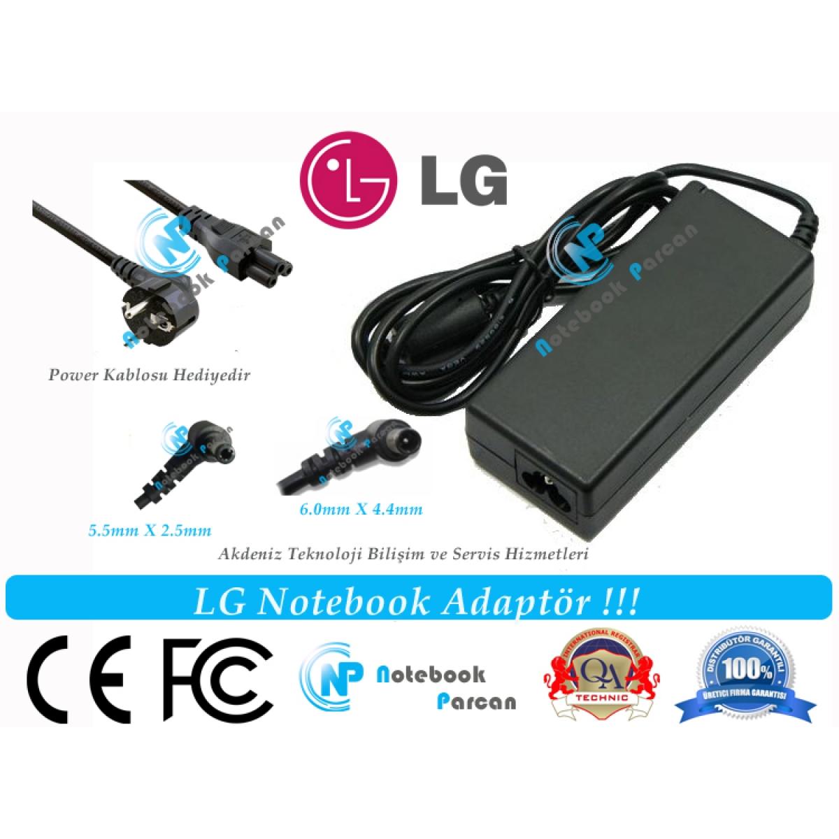 LG A515 LGA51 PA-1900-08 ŞARJ ADAPTÖR ŞARJI