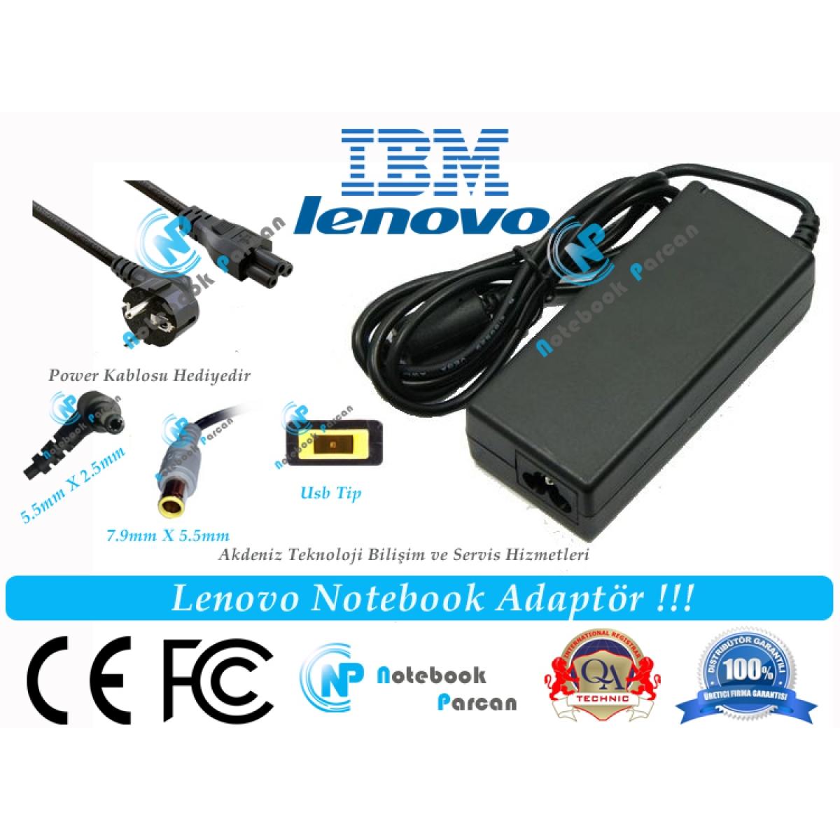 0335C2065 Adaptör Laptop Şarj Cihazı