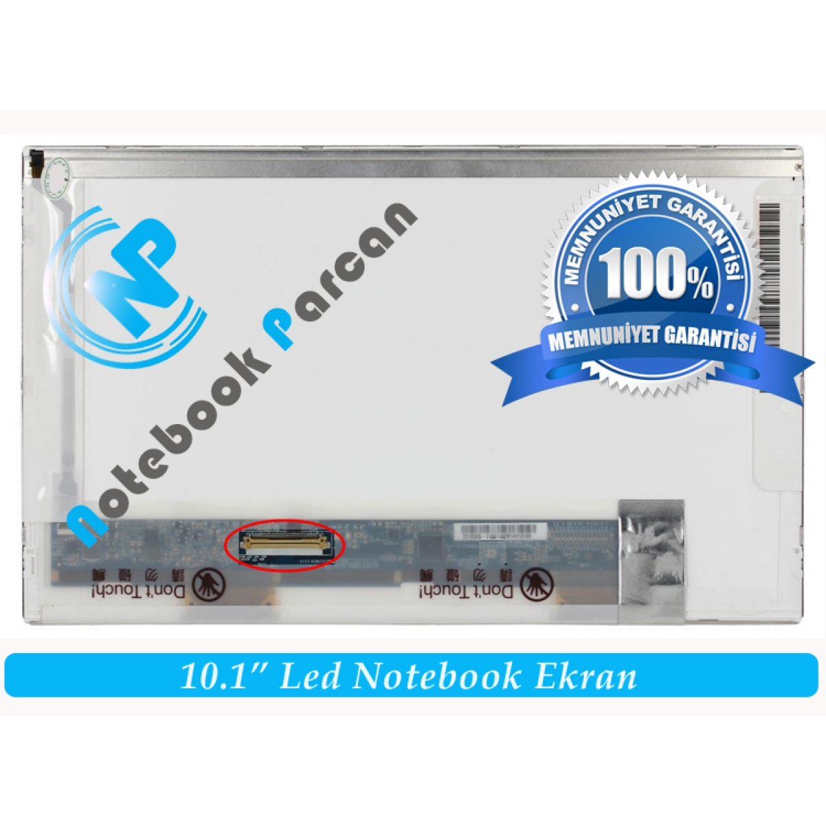 10.1 LED Acer eMachines 250 Notebook Ekran Pane