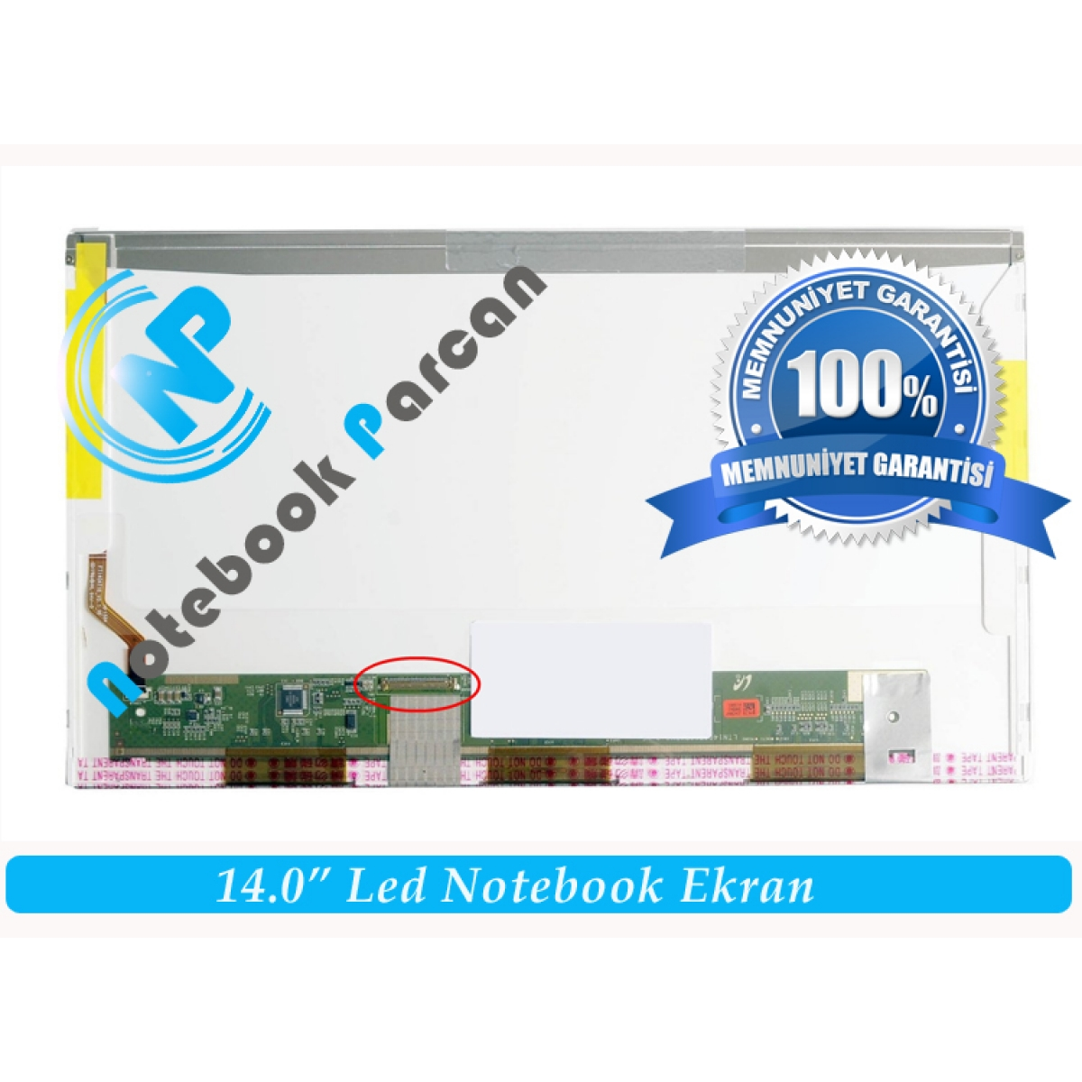 Acer Aspire 4333 Notebook Ekran Panel