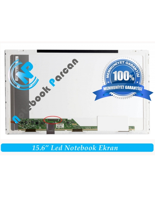 Toshiba Satellite C655D-S5136 Ekran 15.6 Led Pa