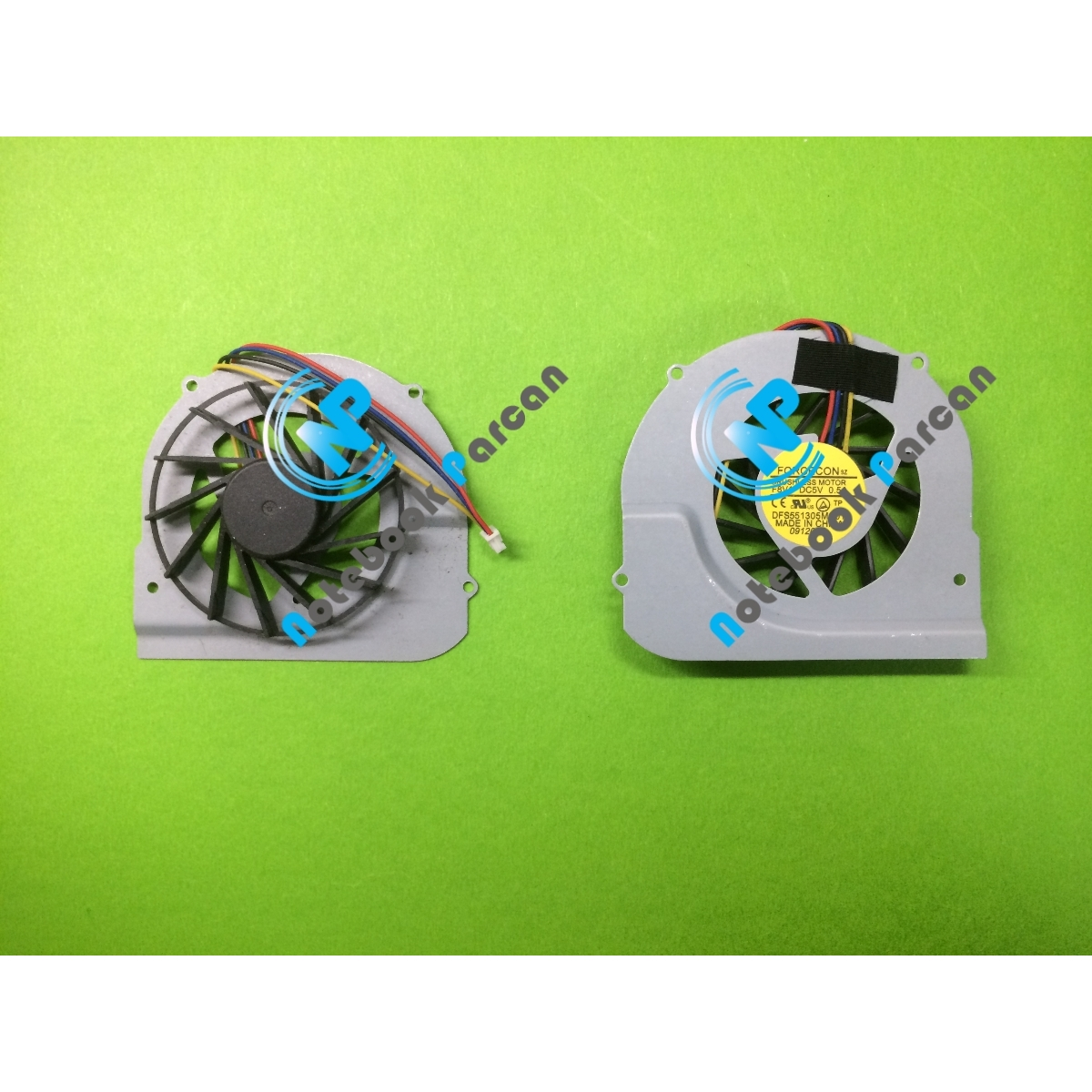Toshiba DFS551305MC0T Fan