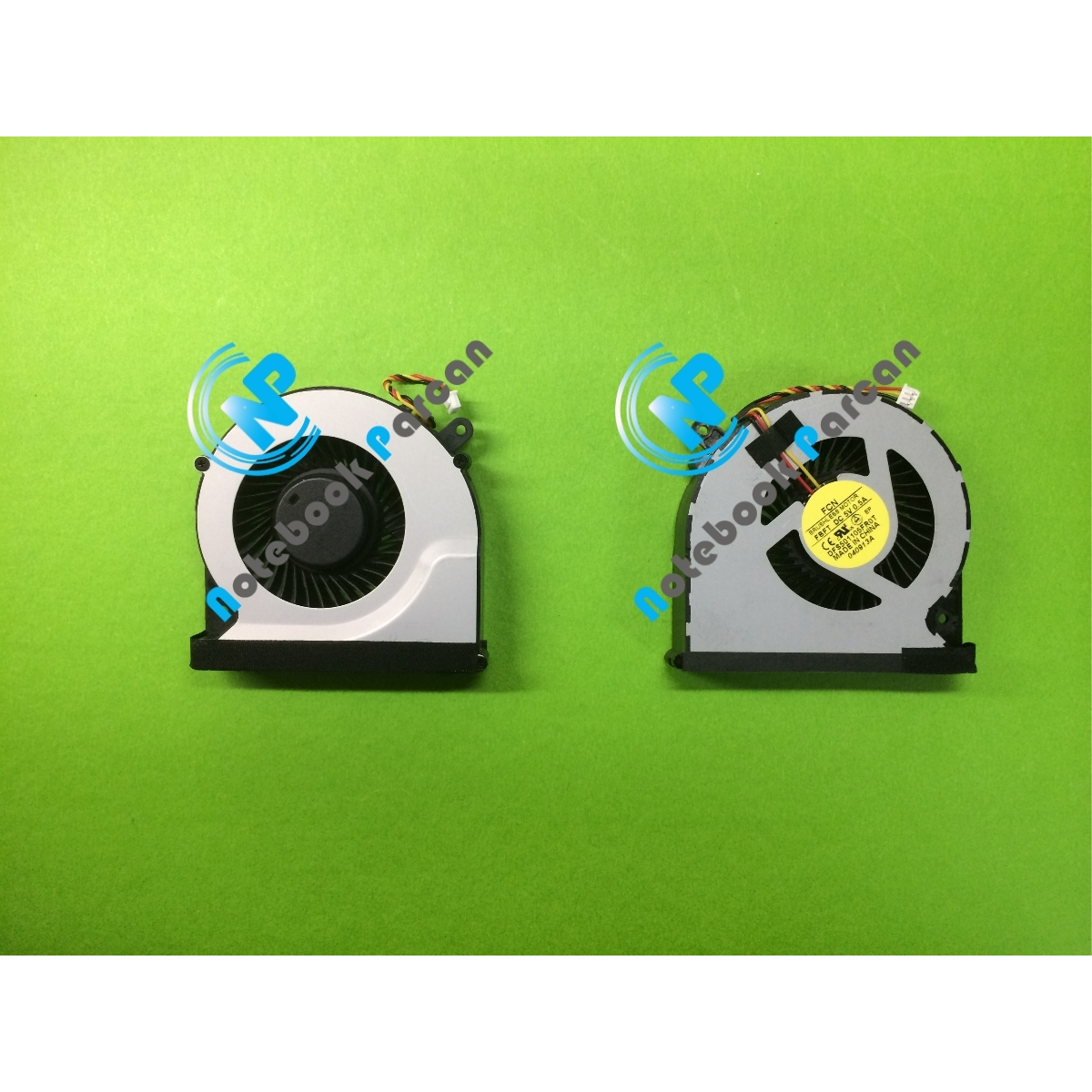 Toshiba DFS501105FR0T Fan 3 Pin