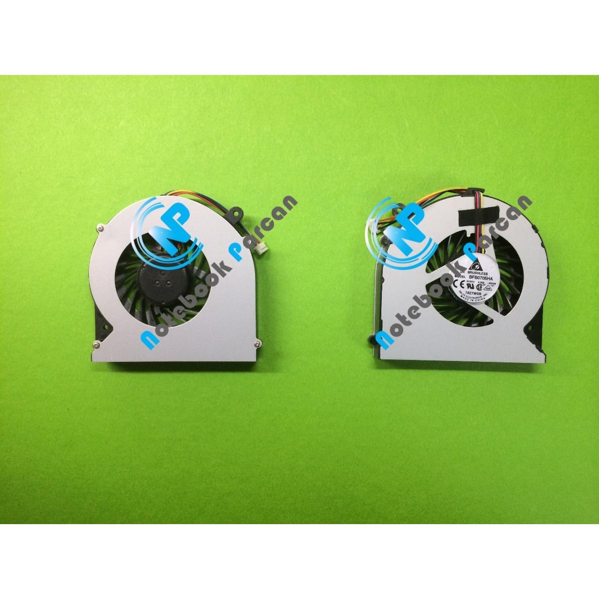 Toshiba 041013A Fan 4 Pin